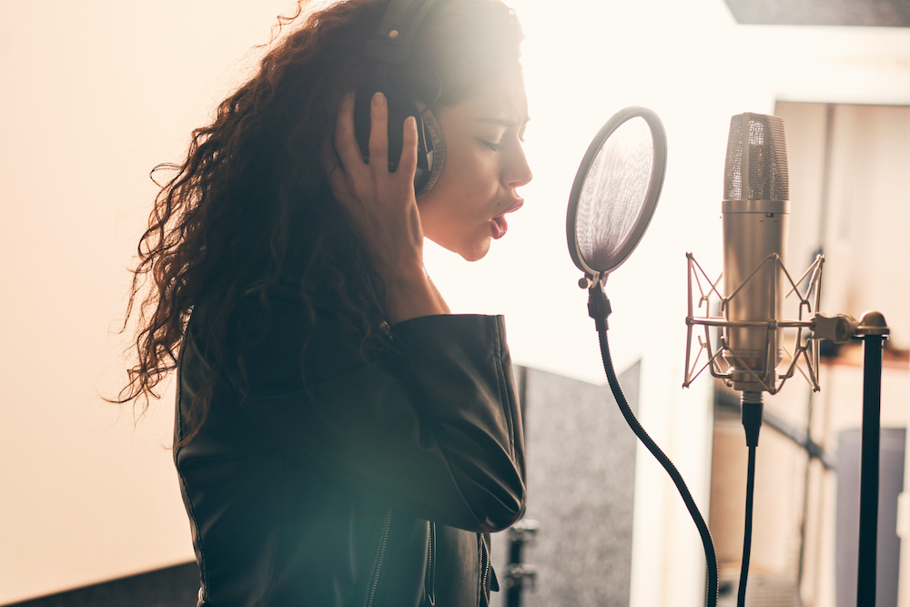 how to start a singing career